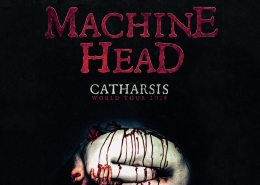 Концерт группы Machine Head